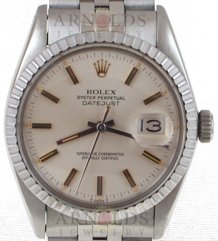 db07301cd568 Previous  Next. 1  2. Previous  Next. Pre-Owned 1979 Vintage Rolex Datejust  ...