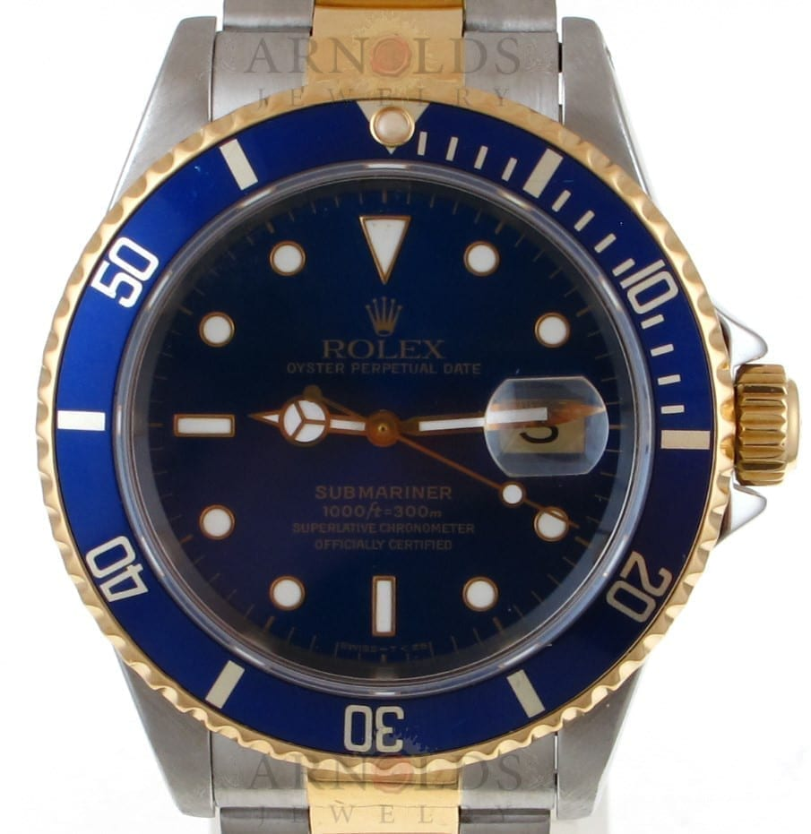 ceramic stainless steel owned watches img mariner gold black submariner rolex sub pre yellow