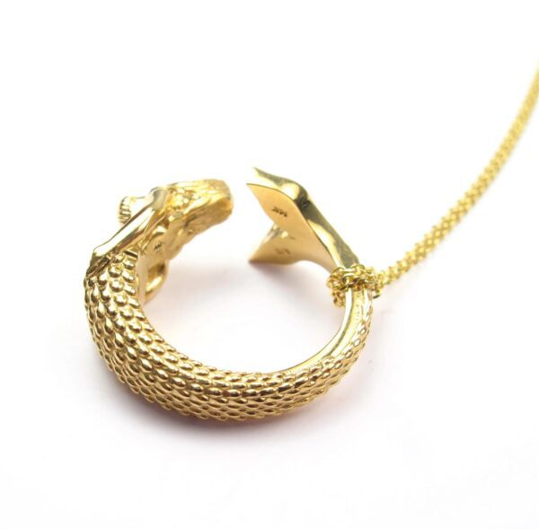 Mermaid Two in One Necklace